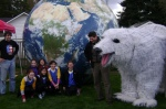 Puppet Farm Polar Bear